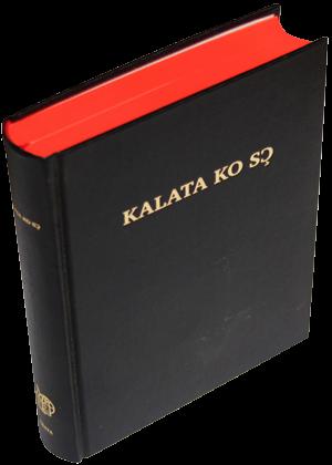Mother tongues Bibles