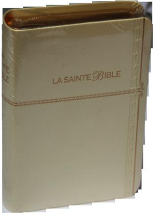 bible ls avec intro note de bas bord doré index S-B–6500