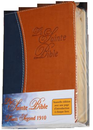 bible ls moyen carac avec introduction a chaque livre note de bas de pag bord doree index harmonie des evangileS-B-10000